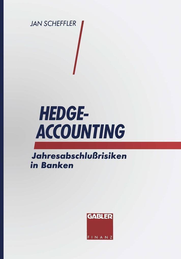 Hedge-Accounting als eBook Download von Jan Sch...