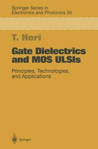 Gate Dielectrics and MOS ULSIs als eBook Downlo...
