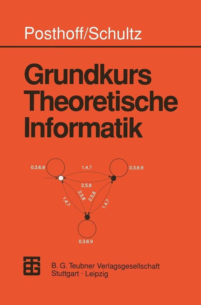 Grundkurs Theoretische Informatik als eBook Dow...