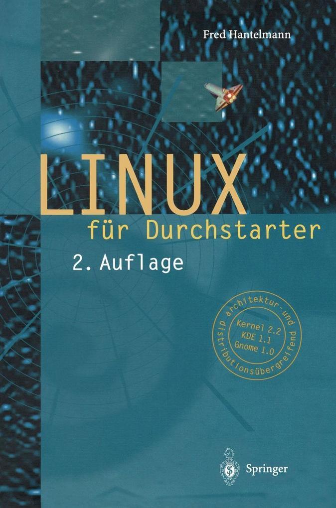 LINUX fur Durchstarter als eBook Download von F...