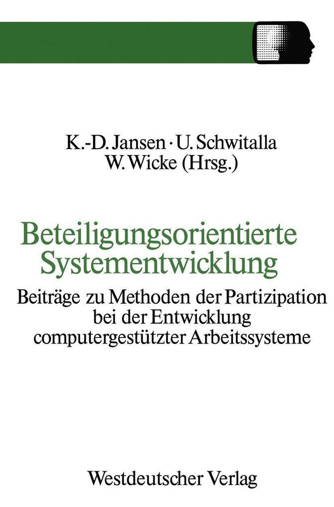 Beteiligungsorientierte Systementwicklung als e...