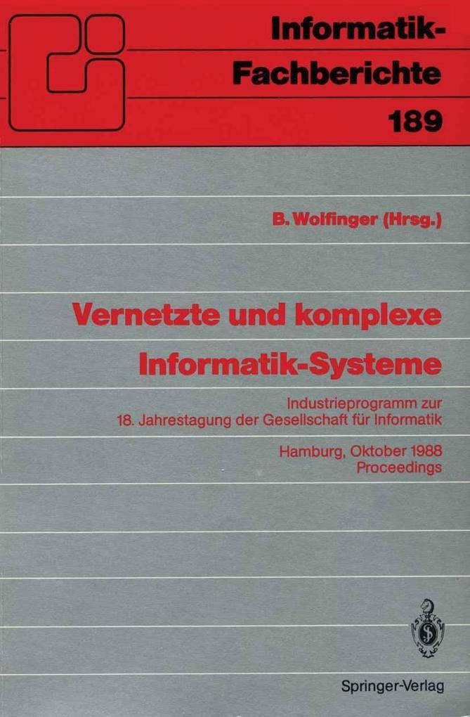 Vernetzte und komplexe Informatik-Systeme als e...