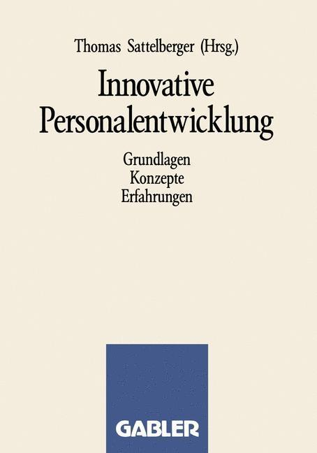 Innovative Personalentwicklung als eBook Downlo...
