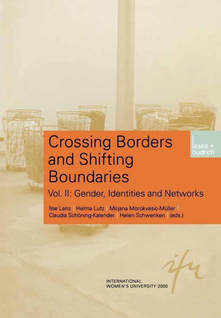 Crossing Borders and Shifting Boundaries als eB...