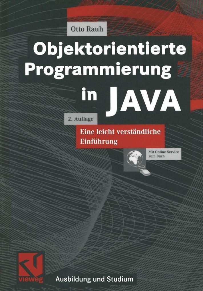 Objektorientierte Programmierung in JAVA als eB...