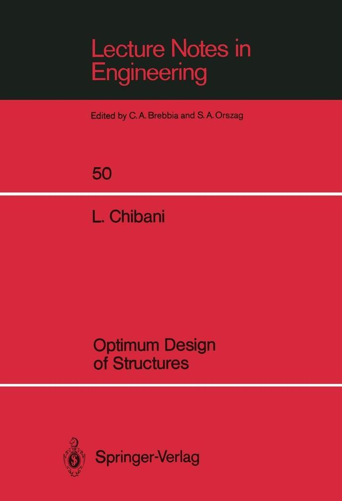 Optimum Design of Structures als eBook Download...