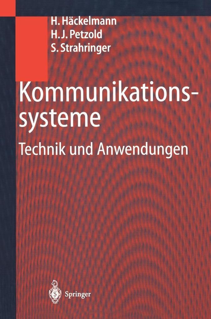 Kommunikationssysteme als eBook