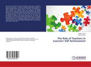 The Role of Teachers in Learners' ESP Achievement