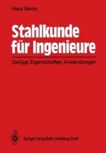 Stahlkunde fur Ingenieure als eBook Download vo...