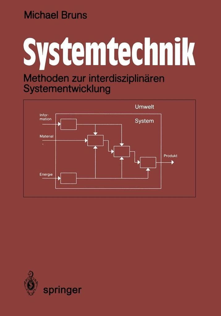 Systemtechnik als eBook Download von Michael Bruns