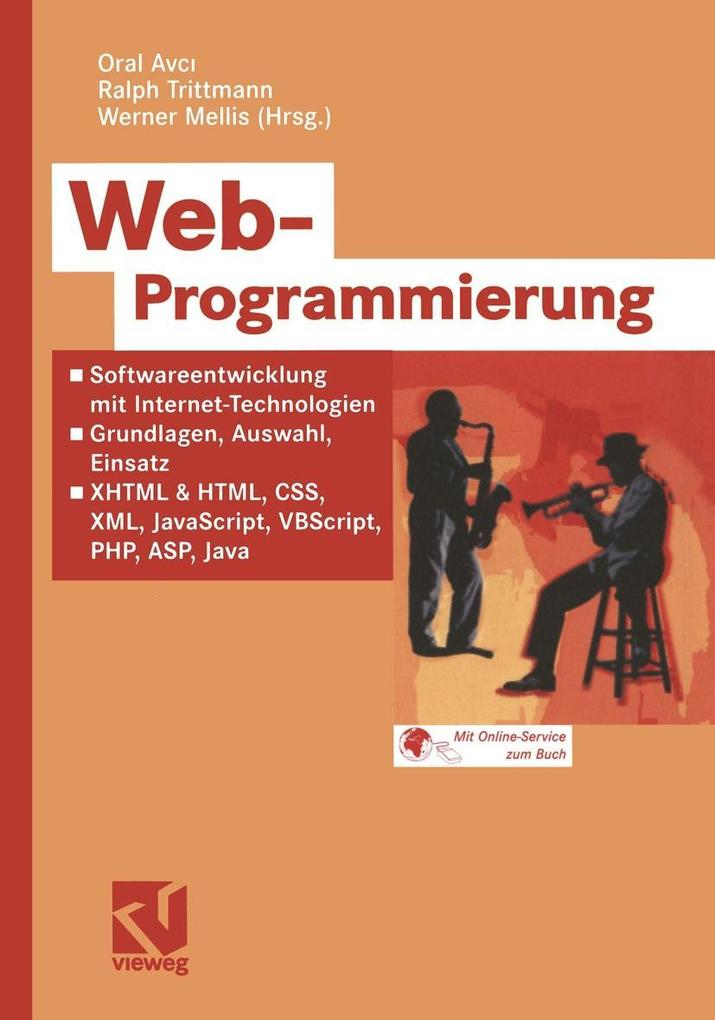 Web-Programmierung als eBook Download von