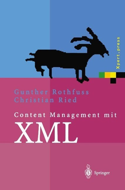 Content Management mit XML als eBook Download von