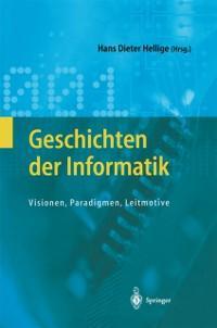 Geschichten der Informatik als eBook Download von