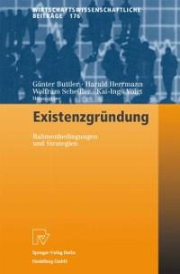 Existenzgrundung als eBook Download von