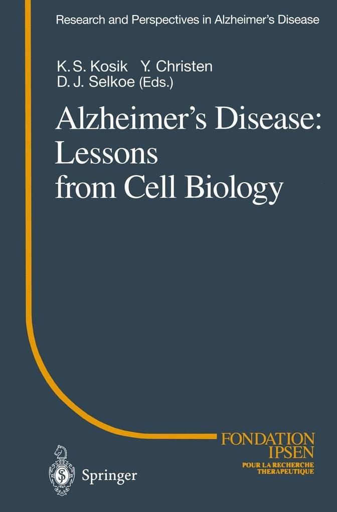 Alzheimer´s Disease: Lessons from Cell Biology ...