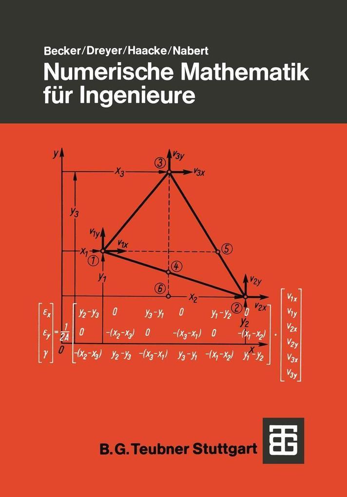 Numerische Mathematik fur Ingenieure als eBook ...