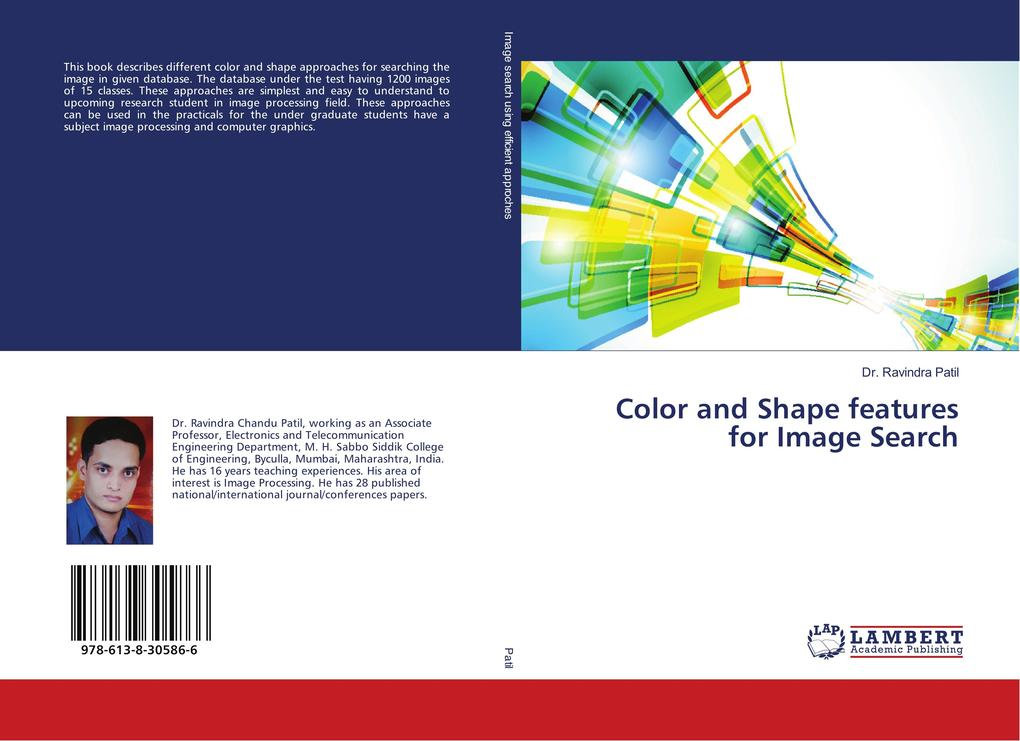 Color and Shape features for Image Search als B...