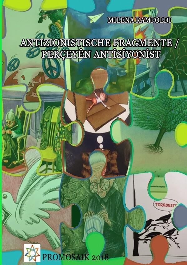Antizionistische Fragmente / Perçeyên Antîsîyonîst als Buch