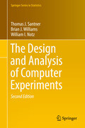 The Design and Analysis of Computer Experiments
