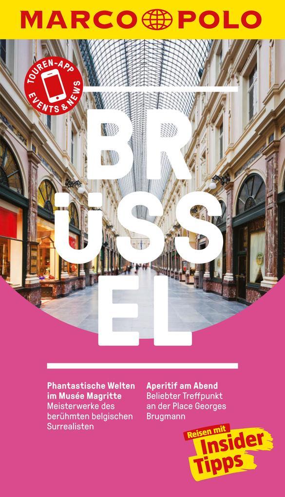 MARCO POLO Reiseführer Brüssel als eBook Downlo...