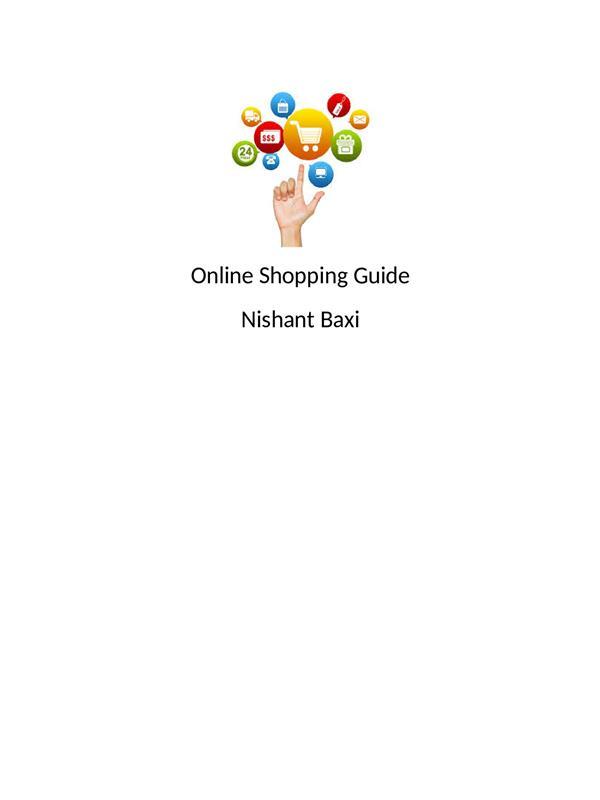 Online Shopping Guide als eBook Download von Ni...