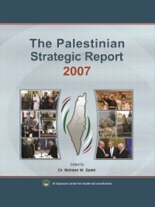 The Palestinian Strategic Report 2007 : ´´´´´´´...