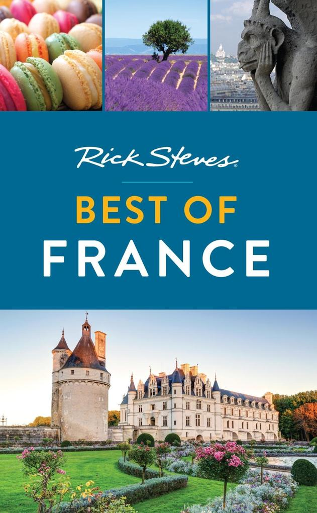 Rick Steves Best of France als eBook Download v...