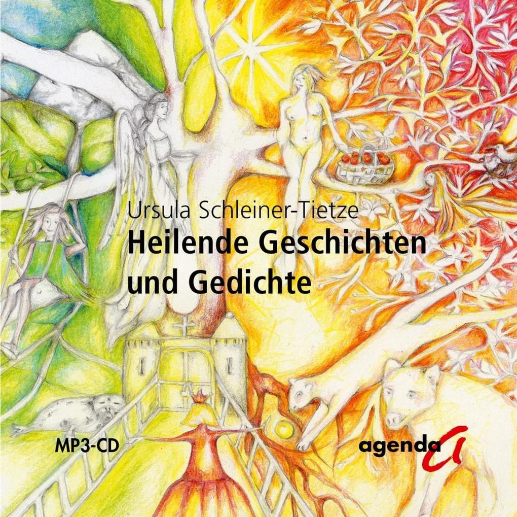 Heilende Geschichten und Gedichte, 1 MP3-CD