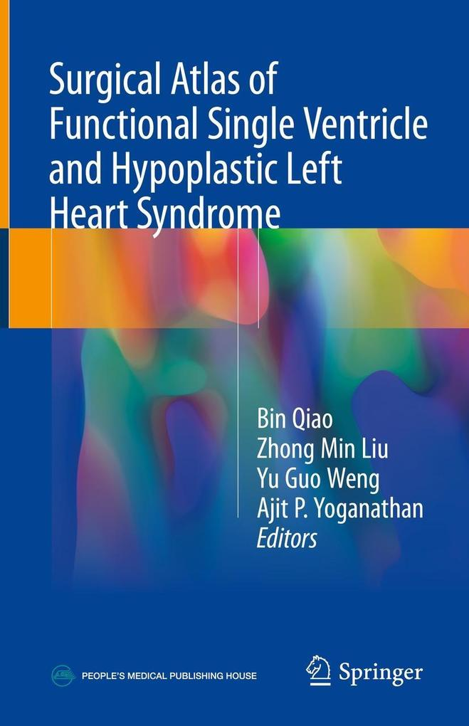 Surgical Atlas of Functional Single Ventricle a...