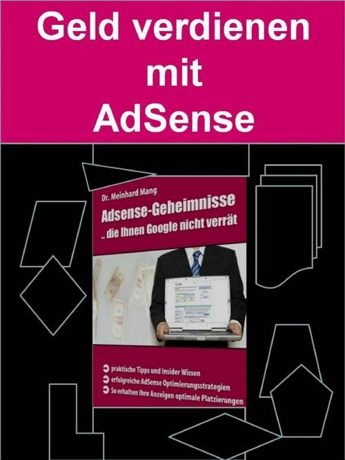 Geld verdienen mit AdSense als eBook Download v...
