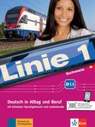 Linie 1 Schweiz B1.1. Kurs- und Übungsbuch mit DVD-ROM