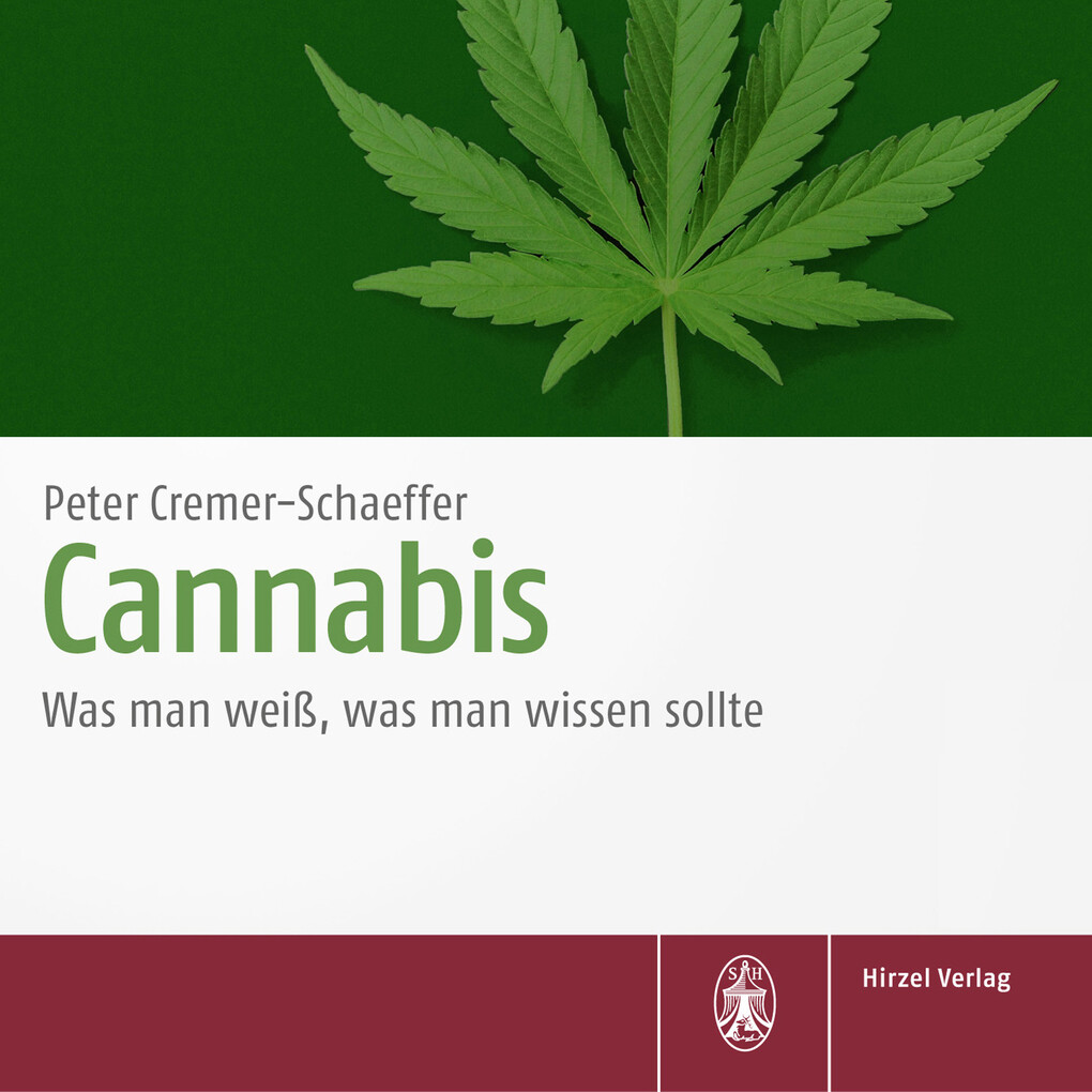 Cannabis als Hörbuch Download von Peter Cremer-...