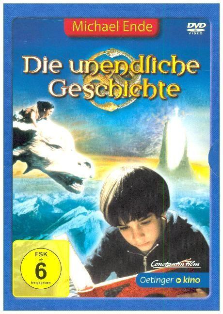 Die unendliche Geschichte als DVD