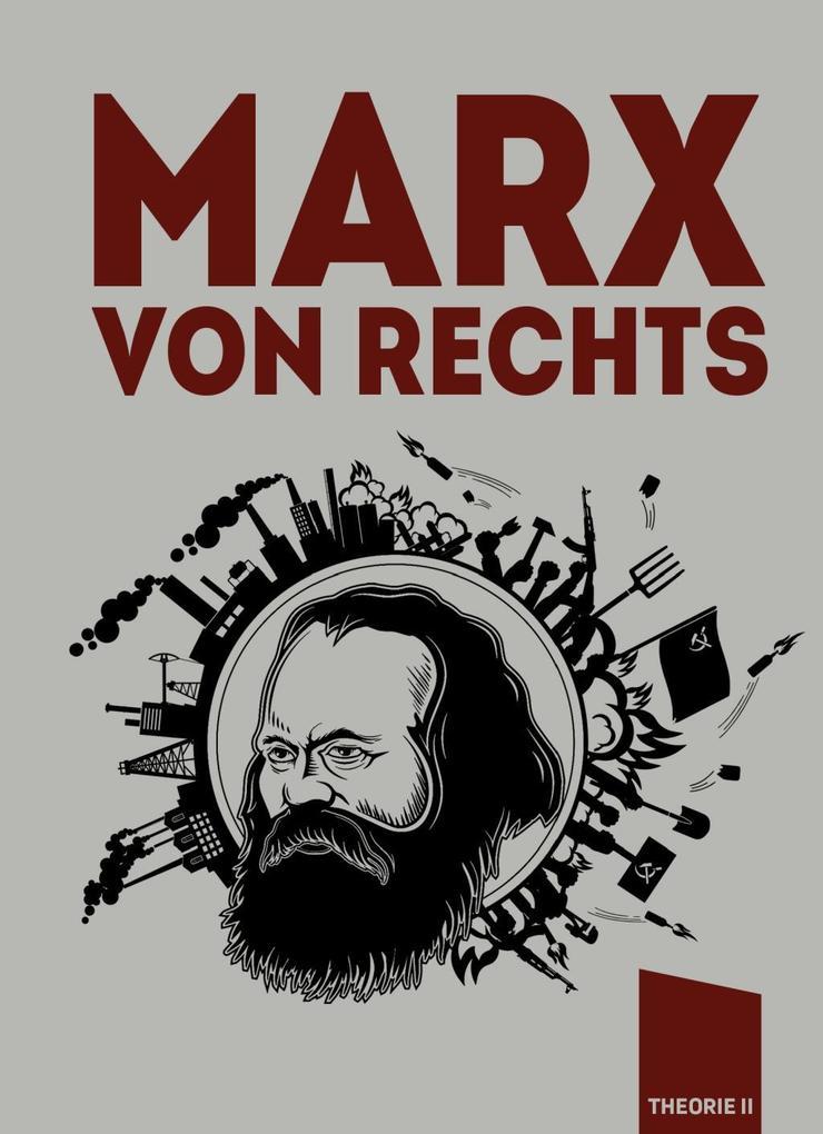 Marx von rechts als Buch