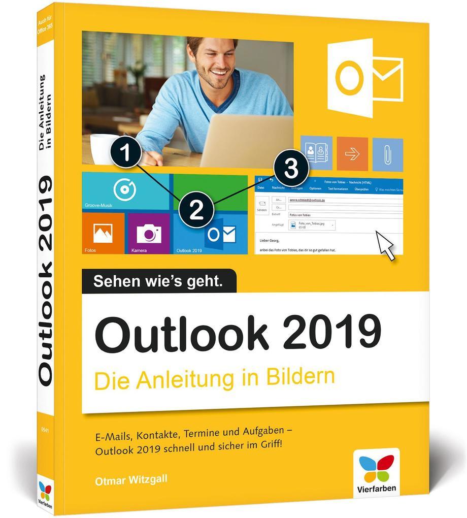 Outlook 2019 als Buch