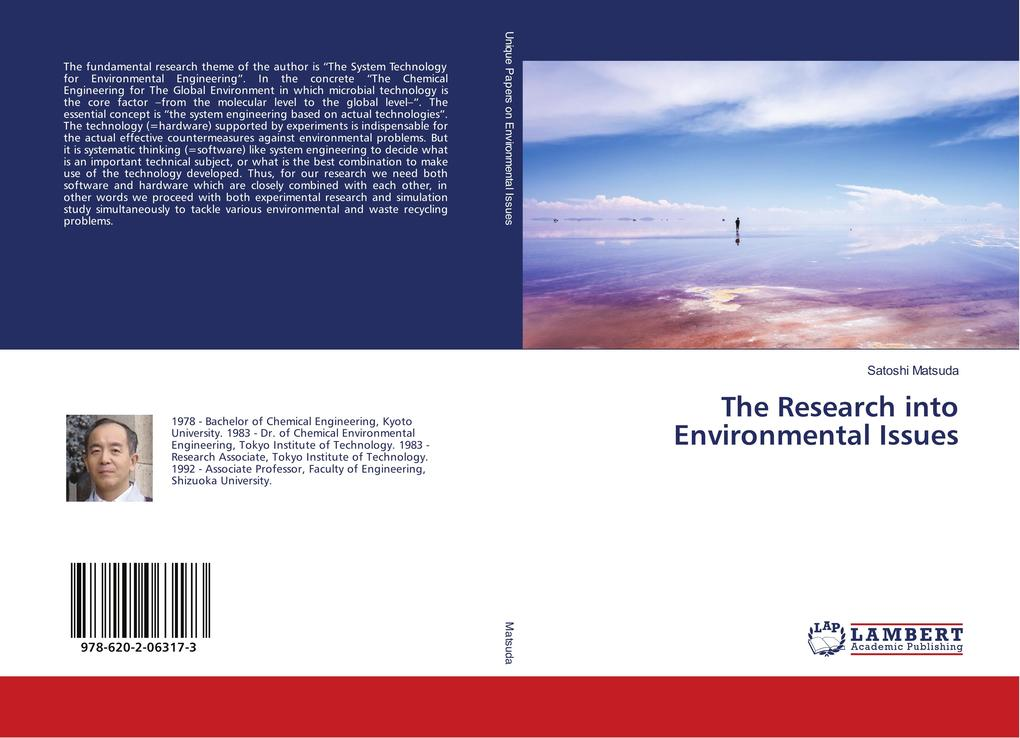 The Research into Environmental Issues als Buch...