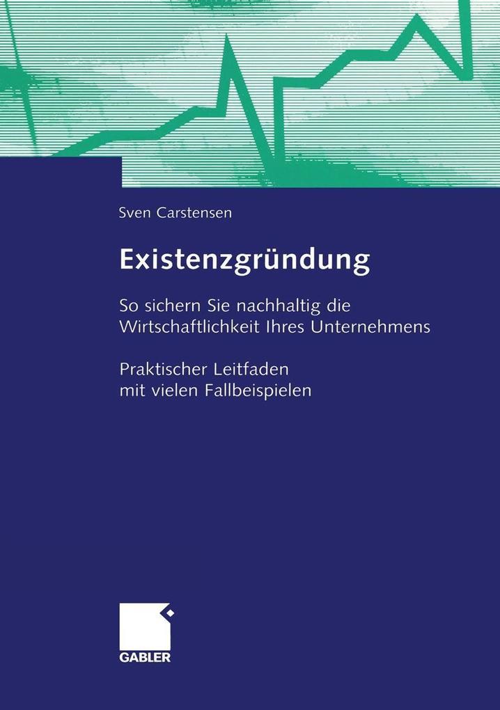 Existenzgrundung als eBook Download von Sven Ca...