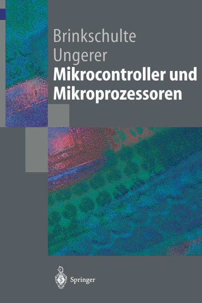 Mikrocontroller und Mikroprozessoren als eBook ...