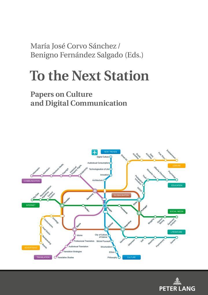 To the Next Station als Buch von
