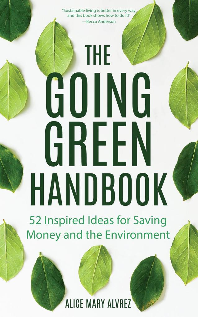 The Going Green Handbook als eBook Download von...