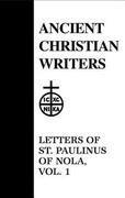 Letters of Saint Paulinus of Nola
