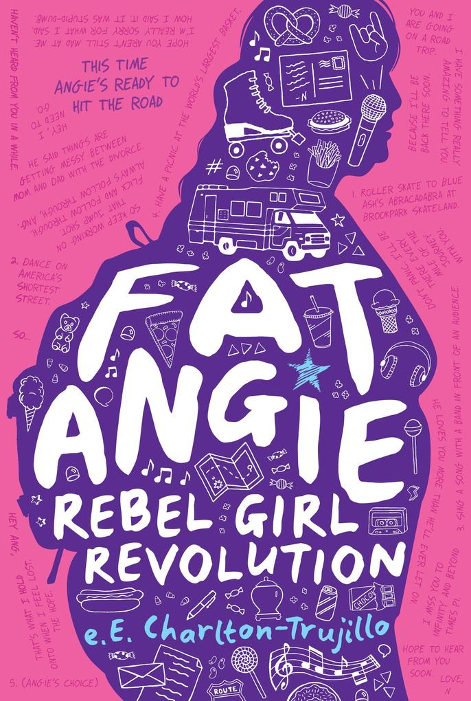 Fat Angie: Rebel Girl Revolution als Buch (gebunden)