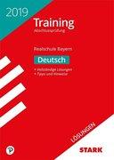 Lösungen zu Training Abschlussprüfung Realschule Bayern 2019 - Deutsch