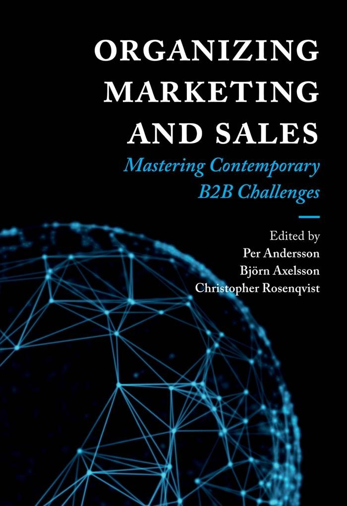 Organizing Marketing and Sales als eBook Downlo...