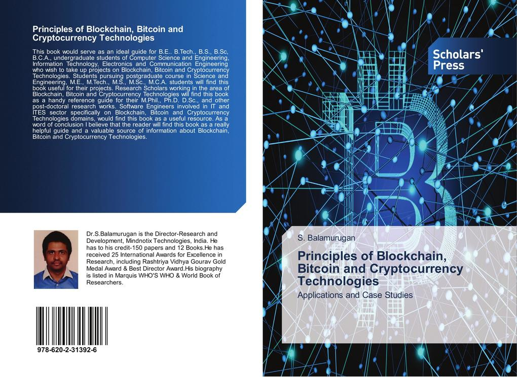 Principles of Blockchain, Bitcoin and Cryptocur...