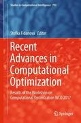 Recent Advances in Computational Optimization