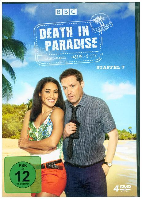 Death In Paradise 7 als DVD