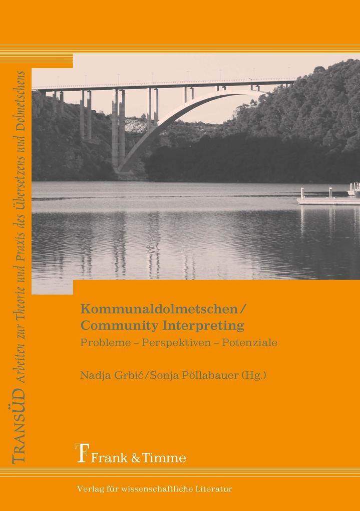 Kommunaldolmetschen / Community Interpreting al...