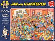 Jan van Haasteren - Die Zauberer-Messe - 1000 Teile Puzzle