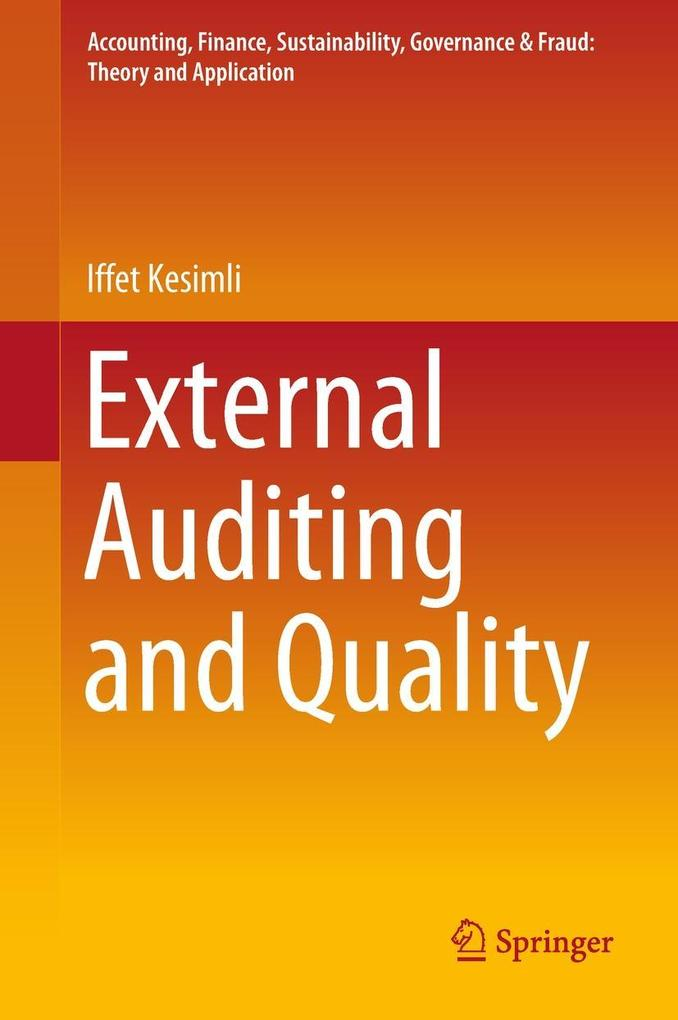 External Auditing and Quality als eBook Downloa...